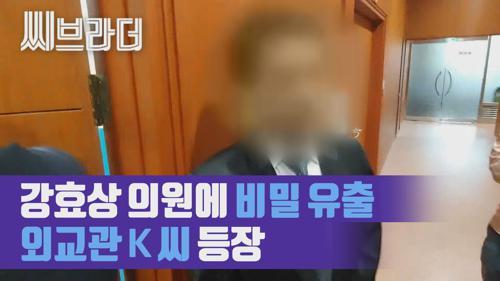 강효상 의원에게 비밀 유출한 외교관 K 씨가 징계 심사 전 한 말은? [C브라더]  이미지