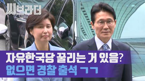 '자유한국당 억울하다면 나와라' 백혜련·윤소하 패스트트랙 충돌 경찰 출석 [C브라더]  이미지