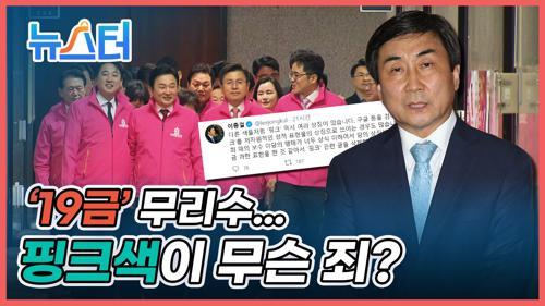 잊을만하면 도지는 나쁜 병...☠ '5선' 이종걸의 '핑크 = 색정' 막말 논란 [뉴스터] 이미지
