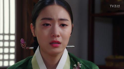 주상욱의 승하 소식을 들은 류효영!