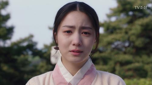 """주상욱의 묘를 찾은 류효영! """"저를 데려가실 때도 되지 않았습니까"""""""
