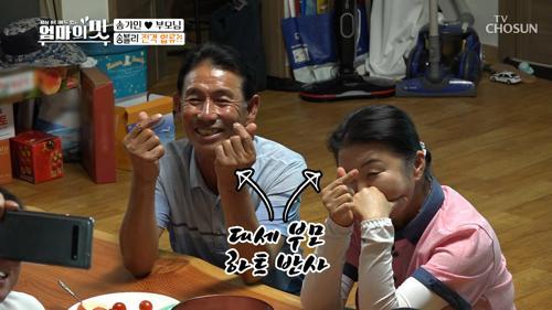가족여행 계획으로 송블리 랜선 섭외♥