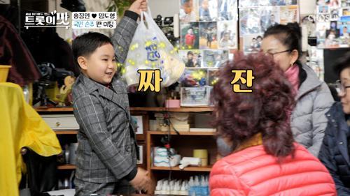 잠언이 프로의 사인 실력✓ 팬들 이름 싹~다 외움 (감동)