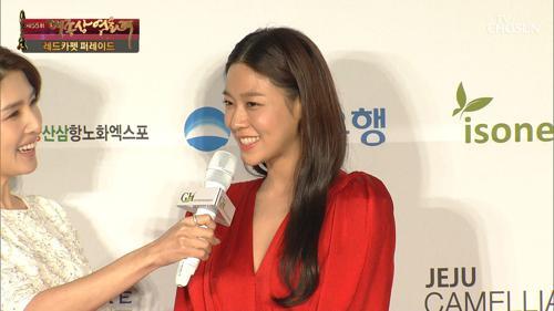 화려한 변신을 보여준 김재원,설현!