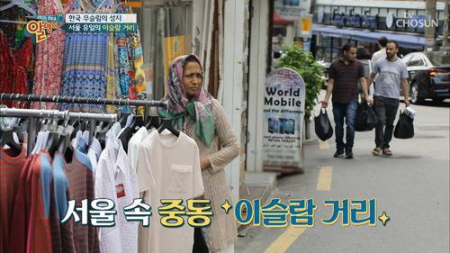 서울 속 중동 ✧이슬람 거리✧ 한국 무슬림의 성지