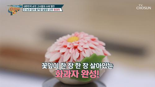 대한민국 ★고수들의☆ 손맛 열전