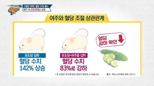 고혈압 완화·혈당 조절 돕는 ˹여주분말˼ #광고포함