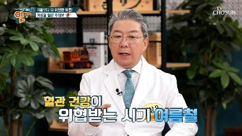 무더운 여름☀ 「혈관 질환」을 조심하라!! TV CHOSUN 20210829 방송