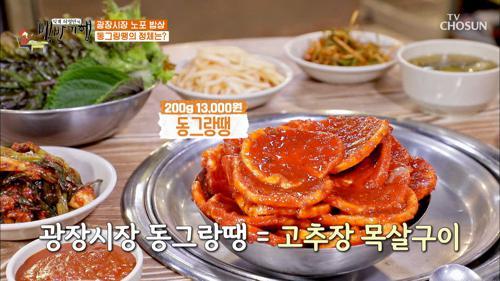 오마이걸 놀라게 한 고기처럼 먹는 ˹동그랑땡˼ TV CHOSUN 20210528 방송