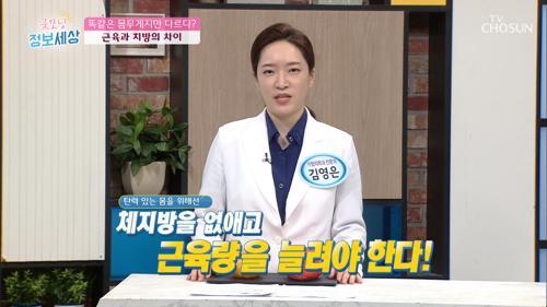 만병의 근원 ˹비만˼ 알고 보니 정상과 같은 몸무게?!😲 TV CHOSUN 210526 방송