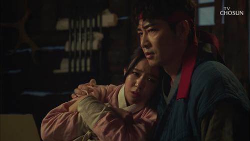 경수진이 위험한 조선시대에서 의지할 사람은 강지환 뿐♥