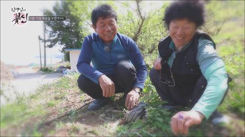 시골 노부부의 사랑 이야기_김영임의 꽃신 2회 예고