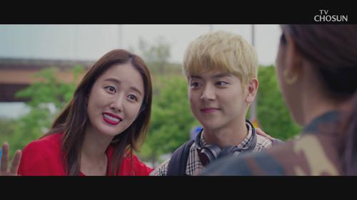 첫 만남부터 전혜빈 VS 김새론 ⧛기싸움⧚