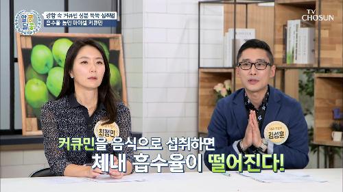 천연 항생제 ✦강황✧ 똑똑하게 섭취하자↗ TV CHOSUN 20210909 방송