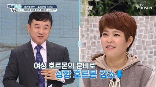 【쪘다·빠졌다】 중년에 살이 찌는 '원인'이 있다?!