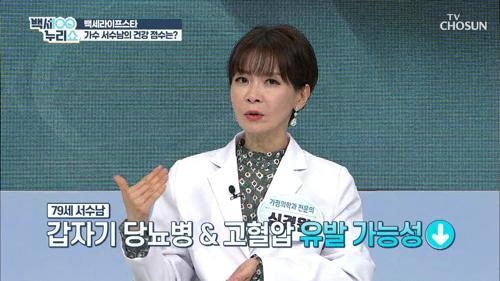 반전😊 전문가들이 평가한 서수남의 스마일 건강 점수는? TV CHOSUN 20210430 방송