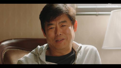 성동일 흐뭇☺️  얼굴 조각상 보고 생각난 첫사랑 밍키..❣TV CHOSUN 210425 방송