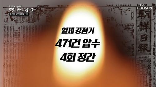 일본에 맞선 '배일 신문' 「조선 민중의 민족적 불평」
