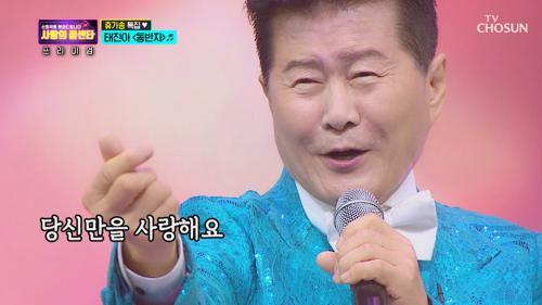 그분이 오셨다! ✦트롯 레전드✦ 태진아 '동반자'♪