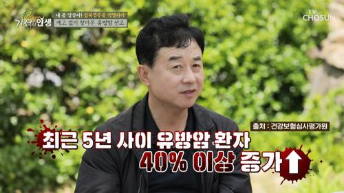 여성 발병률 1위 유방암☠ 자가 진단 하는 방법!! TV CHOSUN 20210508 방송