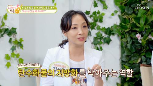 탄수화물 억제 도움 주는 '○○○○○' #광고포함