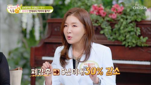 「콜라겐」 20대부터 진행되는 탈모 막는 비법✔ TV CHOSUN 210216 방송