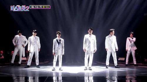 [선공개] 이것이 결승 클라스😎 미스터트롯 TOP6 축하무대✨ TV CHOSUN 210225 방송