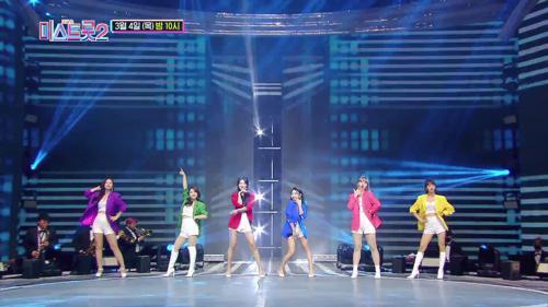 [선공개] 미스 레인보우🌈의 응원 무대🥁 TV CHOSUN 210304 방송