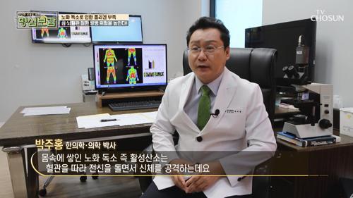 몸속 「콜라겐」 부족이 뇌경색을 초래한다?! #광고포함