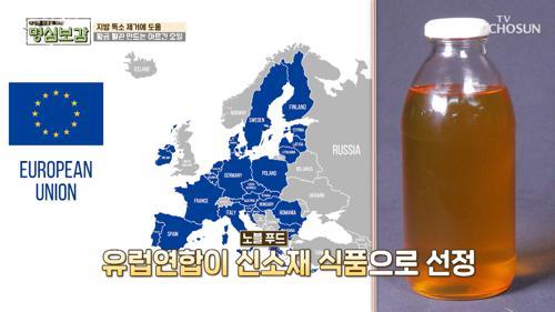 나쁜 지방 독소 제거하는 '○○○○○' #광고포함