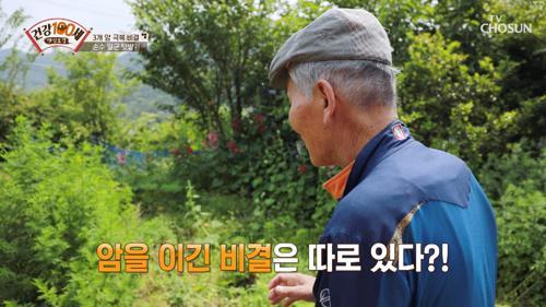 3개 암 극복한 주인공만의 비결! ▶무농약 ○○○◀ TV CHOSUN 210628 방송