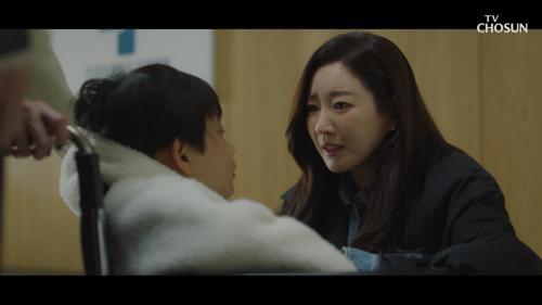 ⧛ㅎㄷㄷ⧚ 병원에서 가온이 빼내기 작전 TV CHOSUN 210116 방송