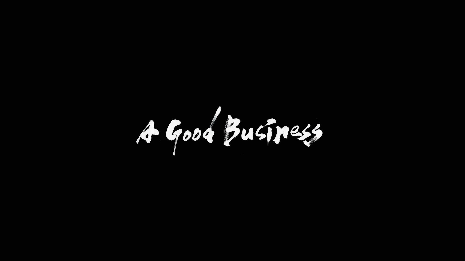 A Good Business_굿 비즈니스 예고