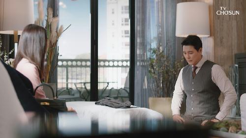 무릎 꿇은 이태곤 거들떠도 안보는 박주미👿 TV CHOSUN 20210718 방송