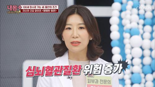 혈관 건강 방치는 노화의 지름길 ⧙ㅎㄷㄷ⧘ TV CHOSUN 20210103 방송