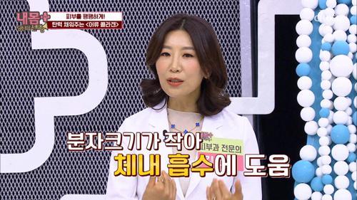 ❛이것❜으로 피부 탄력 채우고 젊어지자-★ TV CHOSUN 20210103 방송