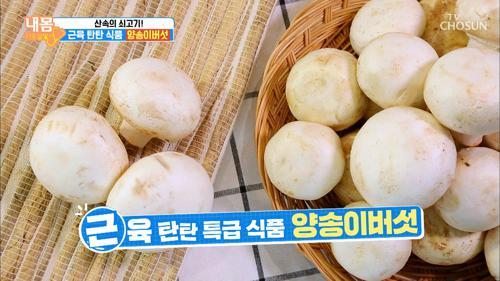 빠지는 근육 꽉 잡아줄 '특급 식품' 공개!