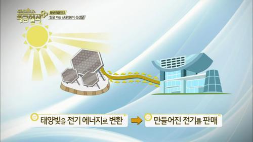 빛을 파는 신(新)봉이 김선달