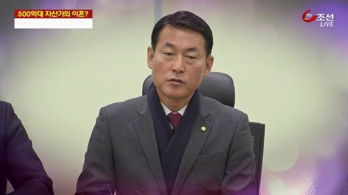 """""""네가 나가라"""" 친박 vs 비박, '살생부' 공개"""
