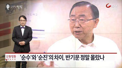 '정치인' 반기문의 20일…세상에서 가장 긴 여정