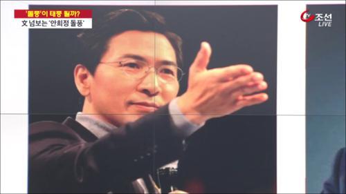 '文 대세론' 흔드는 안희정 돌풍?…대세 vs 대세