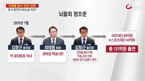 검찰, SK임원진 고강도 조사…'뇌물 의혹' 집중