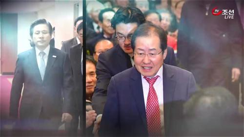 홍준표, '黃 불출마' 최대 수혜…보수 대표주자 되나