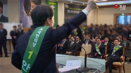 """文 """"조폭과 손 잡았나"""" vs 安 """"盧사돈 음주사고 은폐"""""""