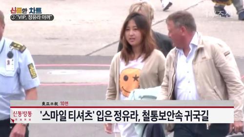 정유라, 오늘 한국 입국…국정농단 수사 탄력받나?