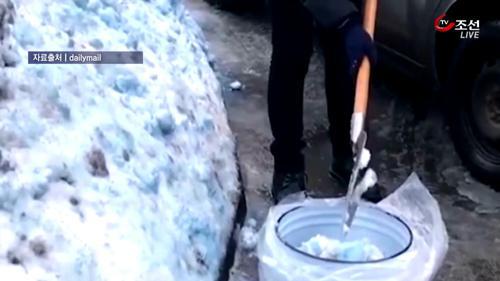 러시아에서는 파란 눈이???