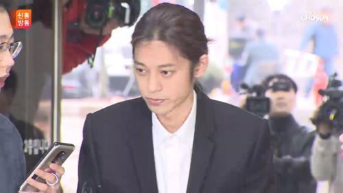 """'불법촬영' 정준영 영장심사 출석…""""혐의 모두 인정"""" 눈물"""