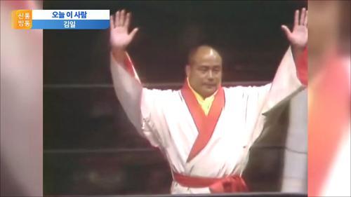 '박치기 왕' 김일, 대전현충원에 안장된다