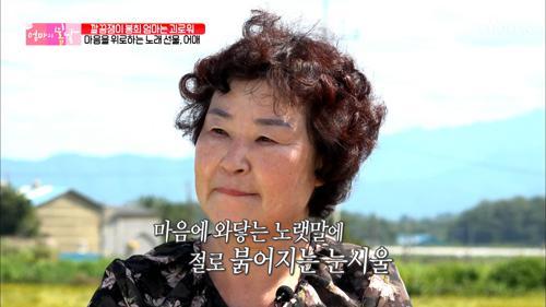 엄마 위로하는 노래선물 신인선 '어매'♬