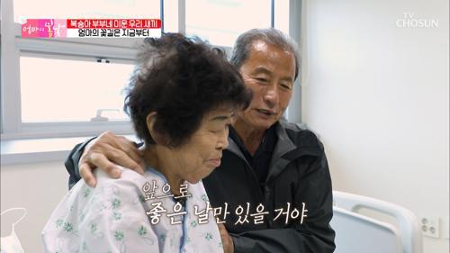복숭아 부부 엄마에게 찾아온 봄날의 꽃길✿ TV CHOSUN 20210502 방송